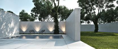 Kuoo Architects. Dom w Grotnikach pod Łodzią