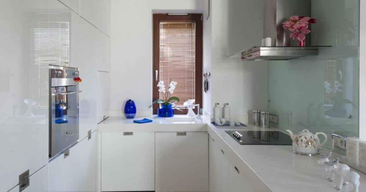 aranżacje kuchni na czasie bia�e meble kuchenne