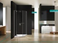 Nowoczesne wanny i kabiny prysznicowe Sanplast