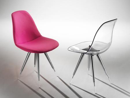 Krzesło do jadalni lub biura Angel KUBIKOFF