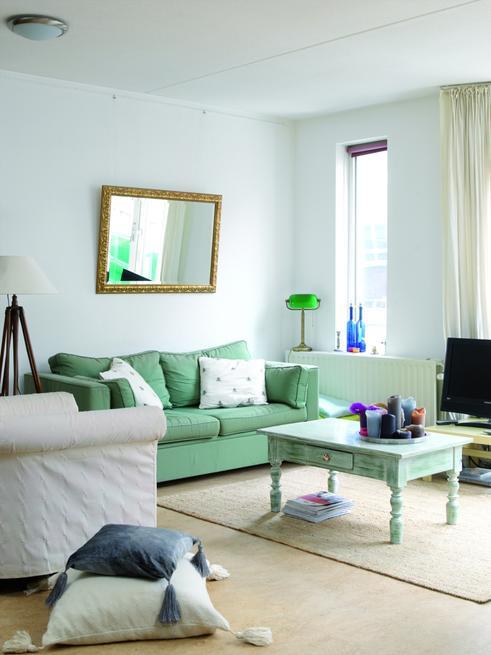 Mieszkania w stylu skandynawskim - materiały wykończeniowe