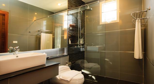 pomys na azienk w bloku aran acja azienki. Black Bedroom Furniture Sets. Home Design Ideas