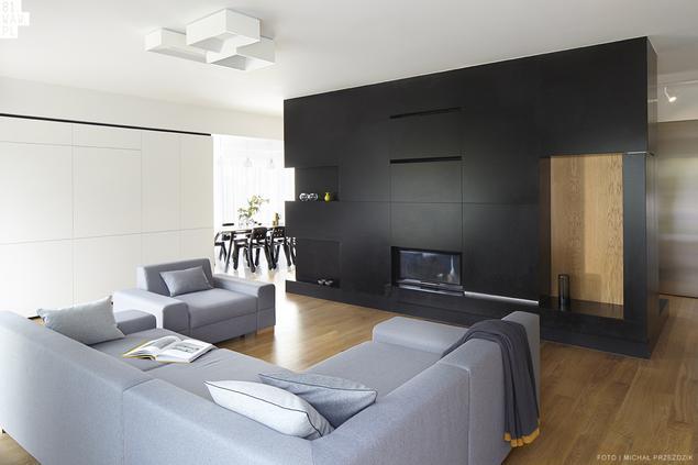 Mieszkanie w stylu skandynawskim po polsku
