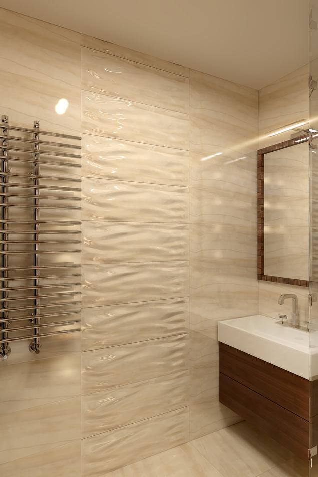 Zobacz Galerię Zdjęć Nowoczesna łazienka W Beżu Stylowy