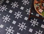 Wzory na podłogę rodem z wiktoriańskiej Anglii