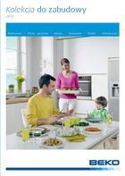 Katalog BEKO 2014 Kolekcja do zabudowy